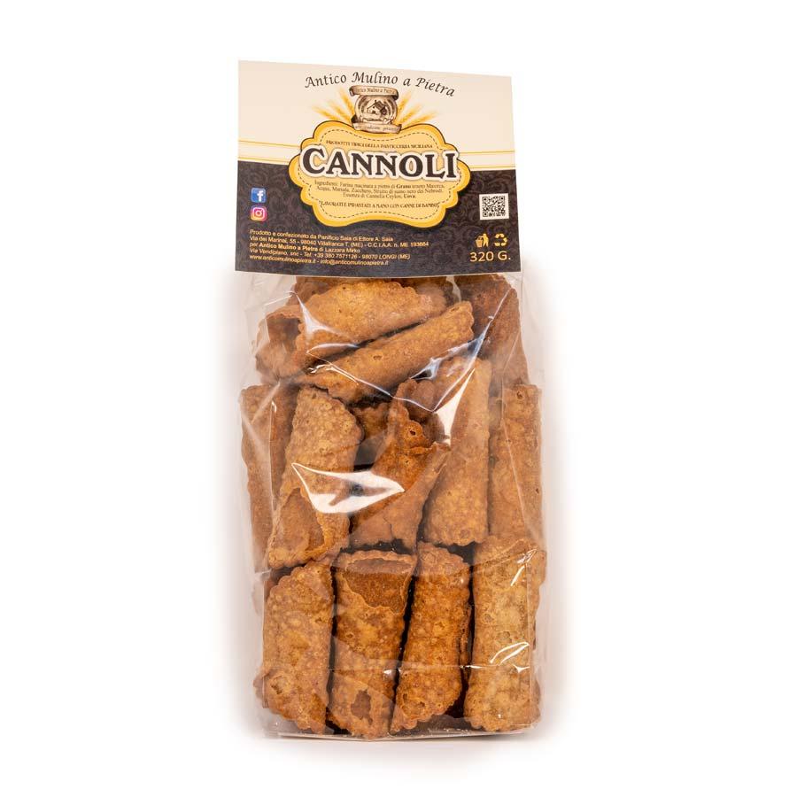 Cialde per Cannoli